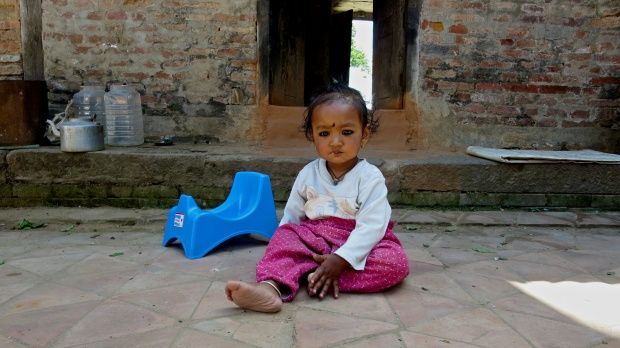 Changunarayan child